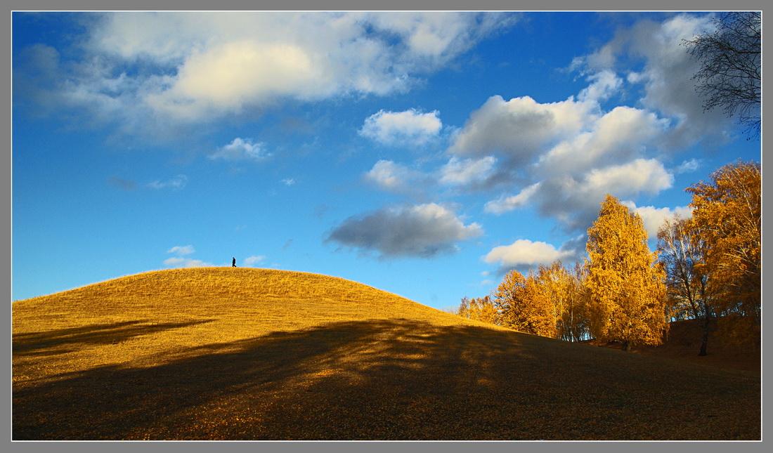 """фото """"моя """"вселенная"""""""" метки: пейзаж, осень"""