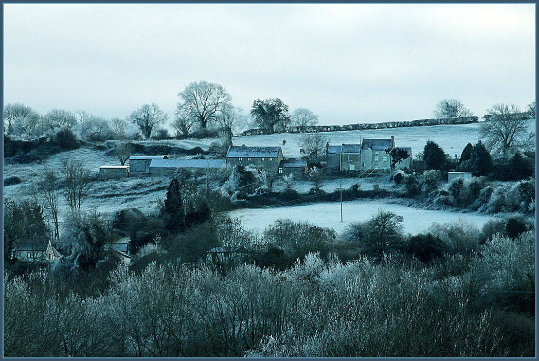 "фото ""Ожидание Рождества."" метки: пейзаж, зима"