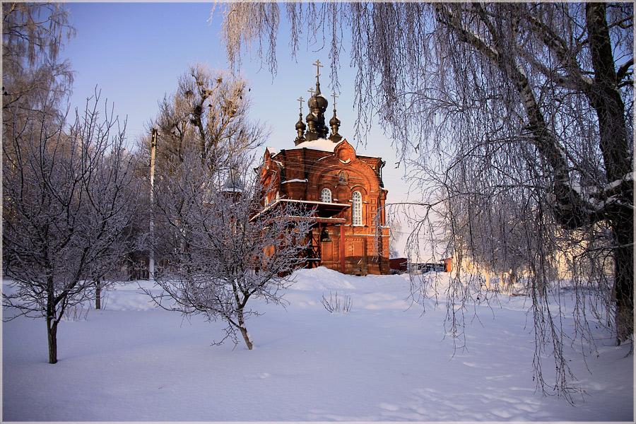 """фото """"С Рождеством"""" метки: архитектура, пейзаж,"""