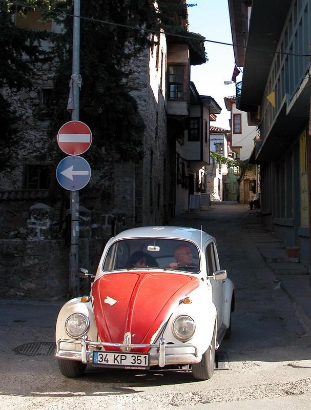 """фото """"VW"""" метки: ретро, путешествия, Европа"""