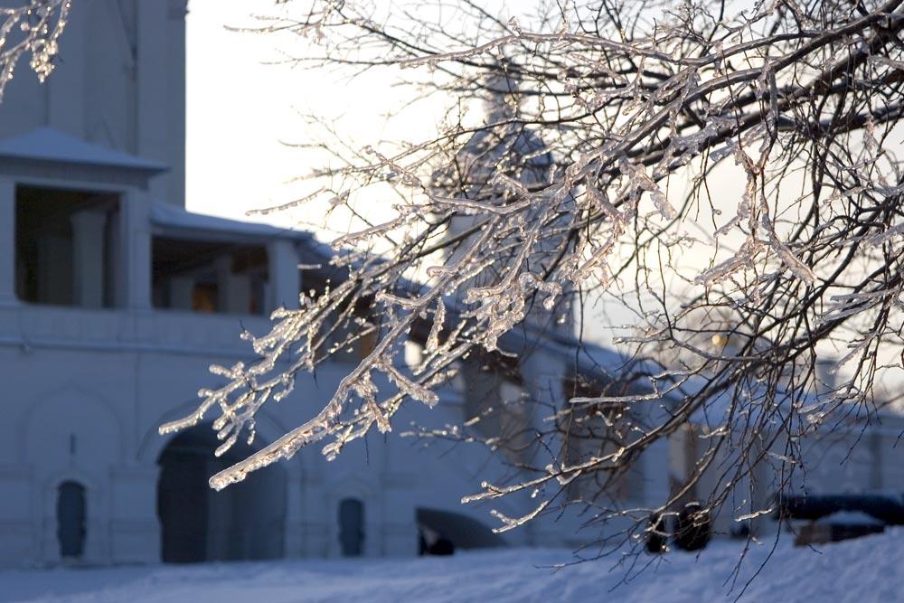 """фото """"не весна-2"""" метки: пейзаж, архитектура, зима"""
