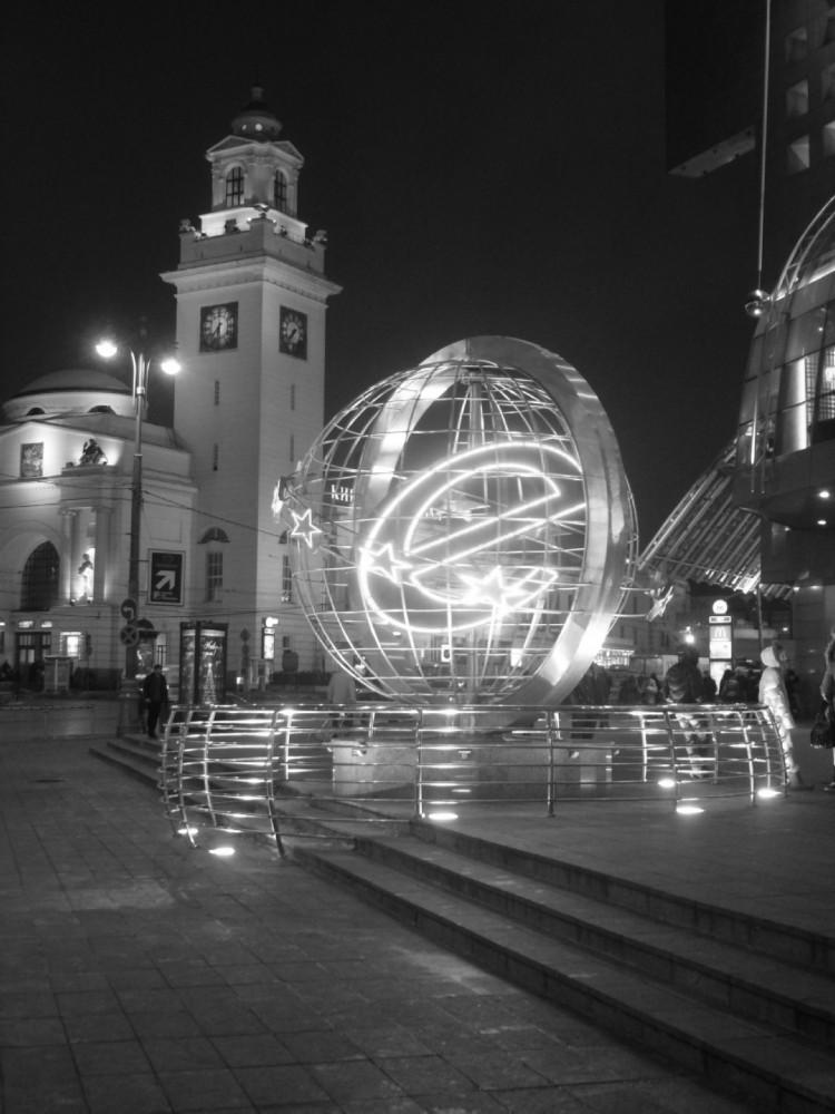 """фото """"международный браузер IE"""" метки: черно-белые, архитектура, пейзаж,"""