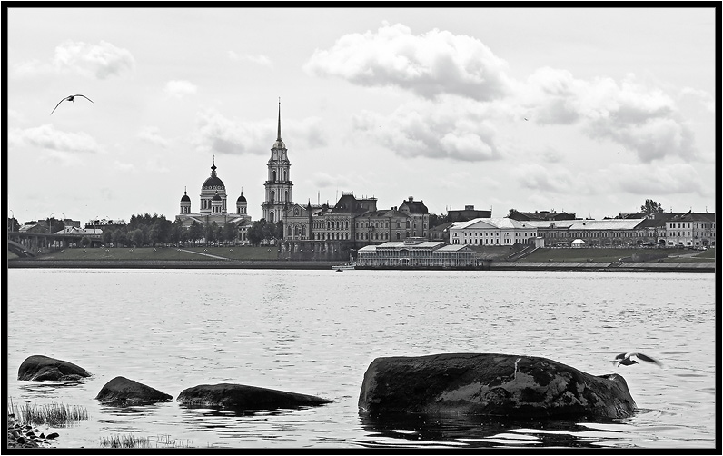 "фото ""Рыбинск"" метки: город, архитектура, пейзаж,"