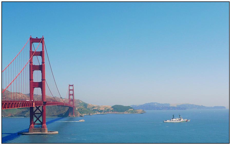 """фото """"""""На страже морских рубежей"""""""" метки: пейзаж, путешествия, Северная Америка"""