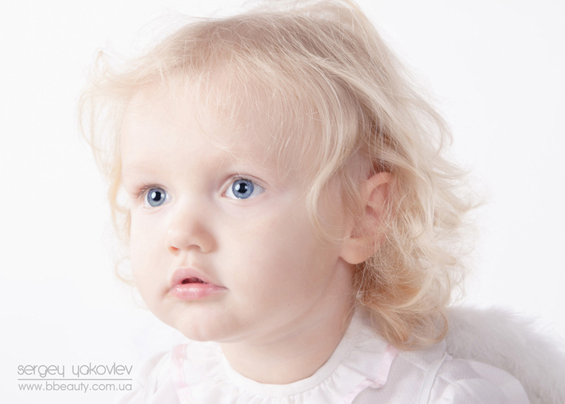 """фото """"белокурый ангел..."""" метки: портрет, дети"""