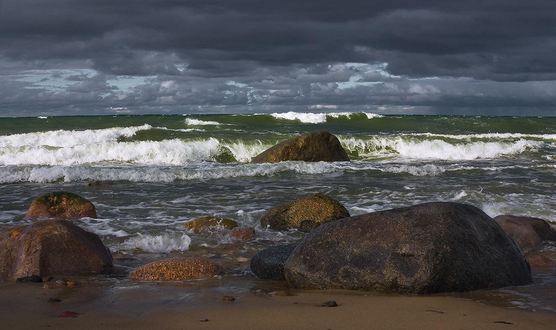 Фото пейзаж балтики