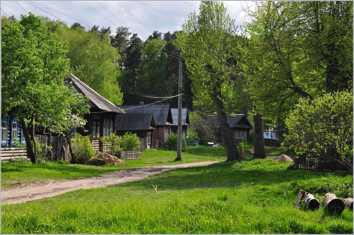 В деревне 14