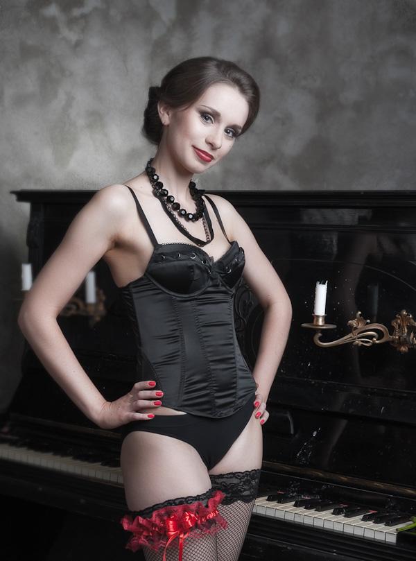 """photo """"Cabaret - 11"""" tags: portrait, woman"""