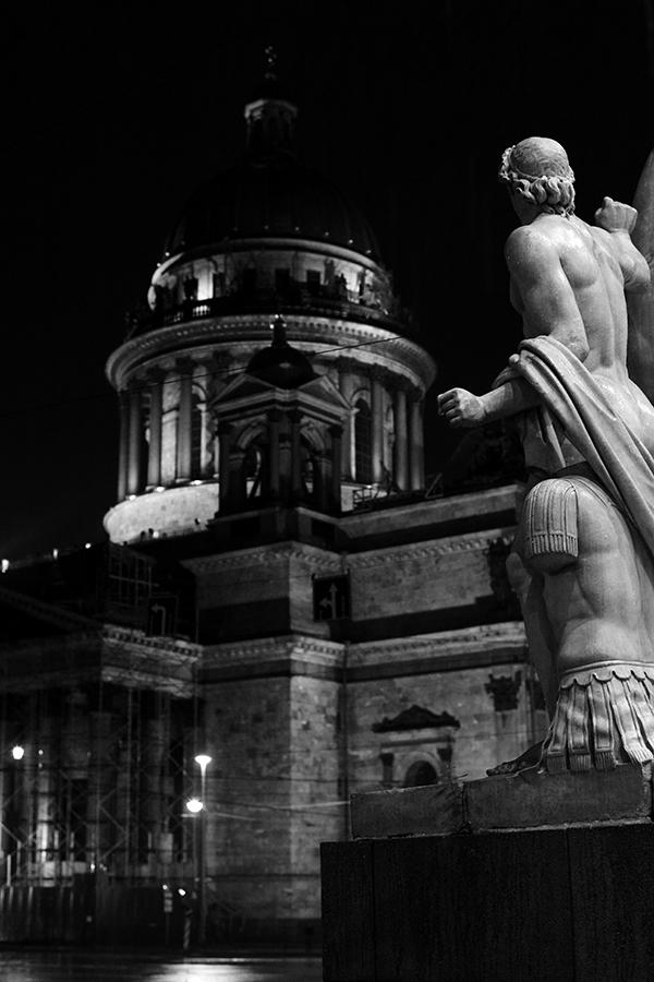 """фото """"Явление Исаакия"""" метки: город,"""