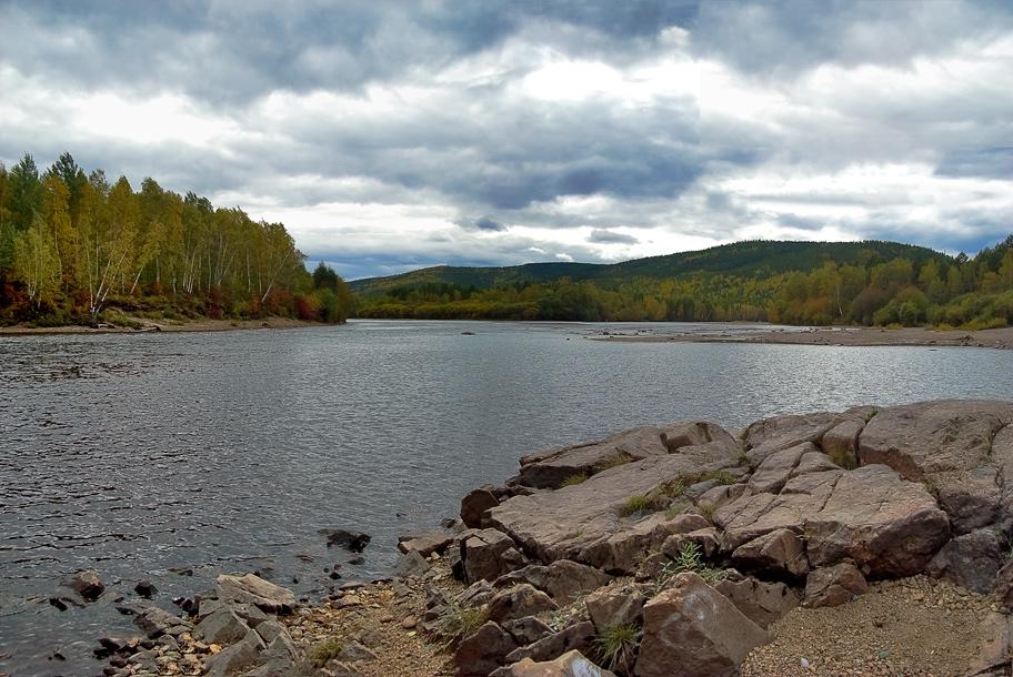 """фото """"И здесь был Вася..."""" метки: пейзаж, лес, осень"""