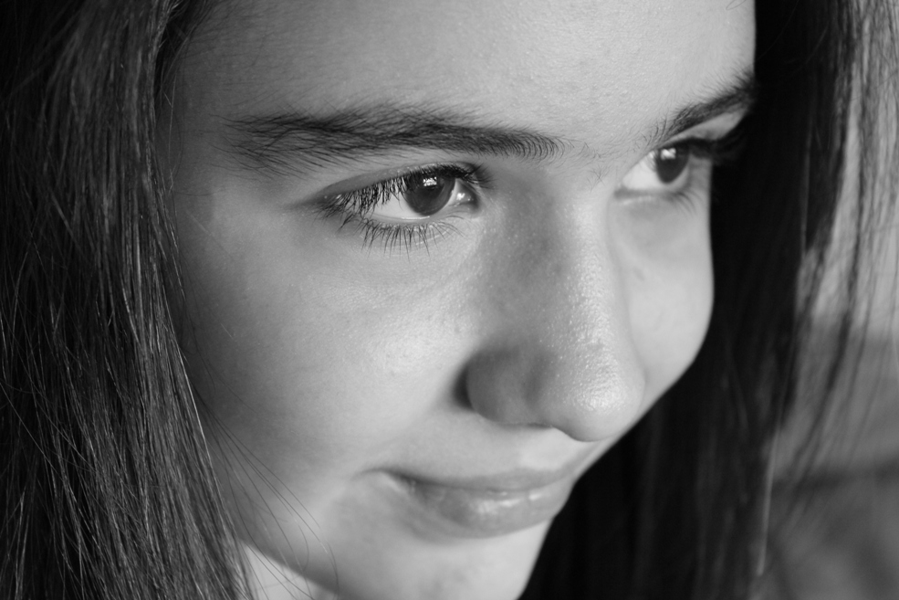"photo ""Josephine"" tags: portrait, children"