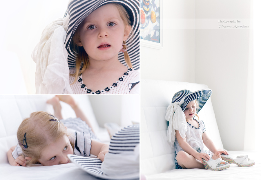 "фото ""Утро"" метки: портрет, дети"