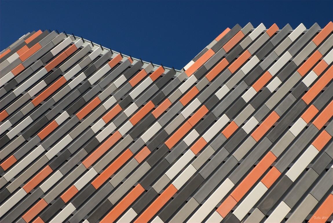"""фото """"Mosaic II"""" метки: архитектура, пейзаж,"""