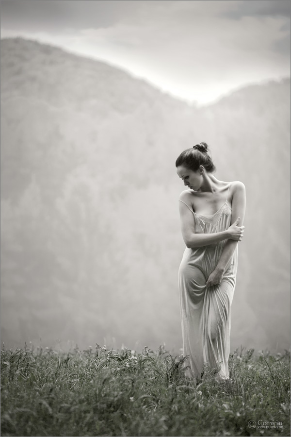 "фото ""die Nebel von Graz"" метки: портрет, женщина"
