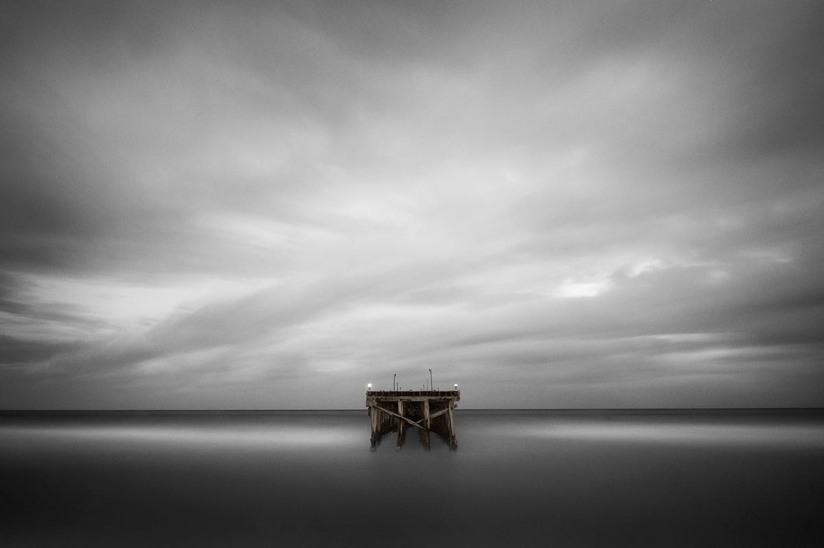 """фото """"Pier one"""" метки: пейзаж, вода"""
