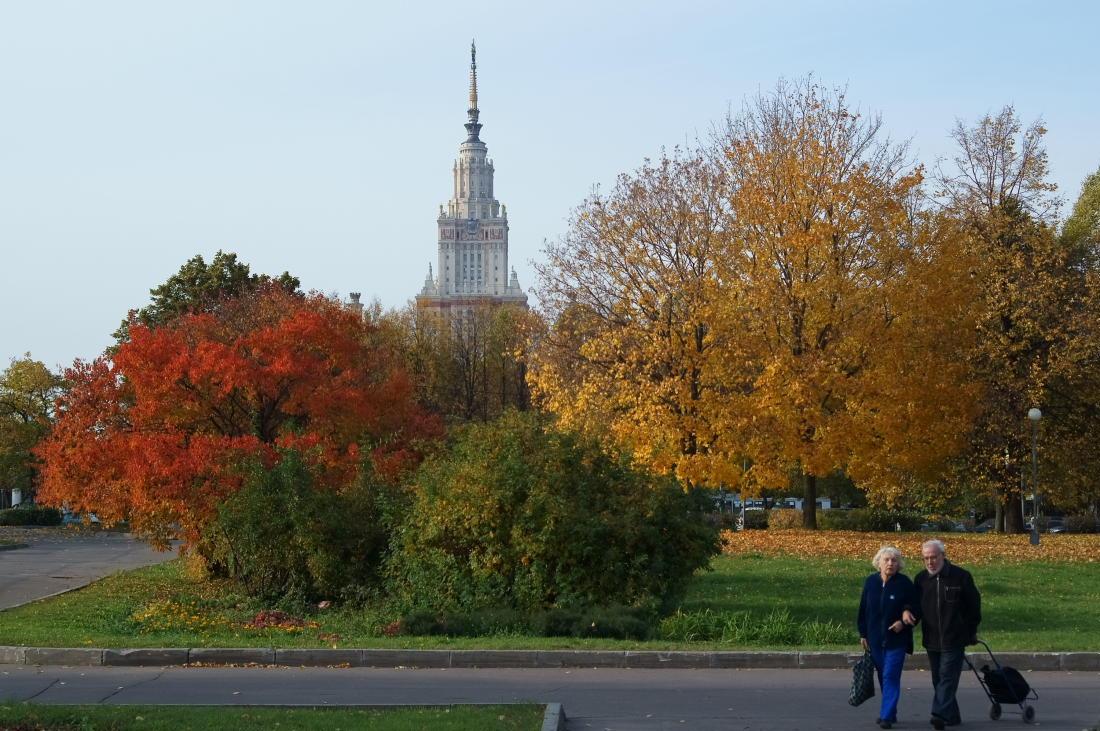 """фото """"Университеты жизни"""" метки: пейзаж, осень"""