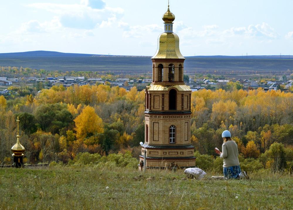"""photo """"***"""" tags: landscape, genre, autumn"""