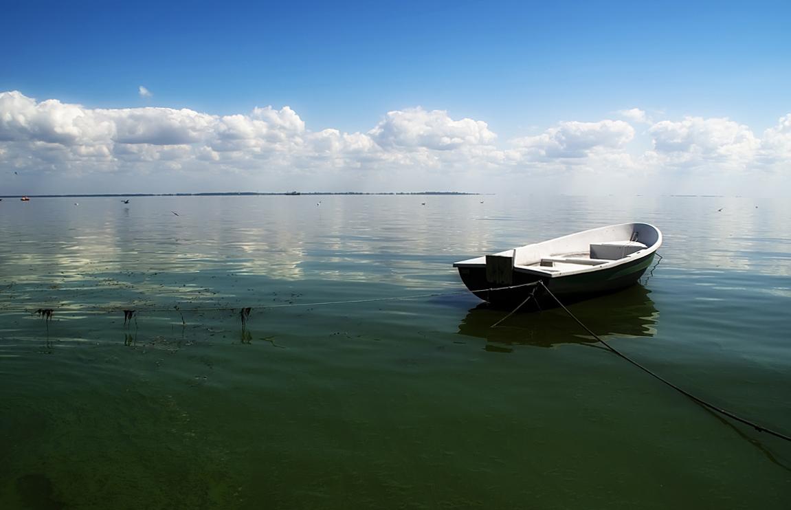 """фото """"Уплыть бы..."""" метки: пейзаж, вода"""