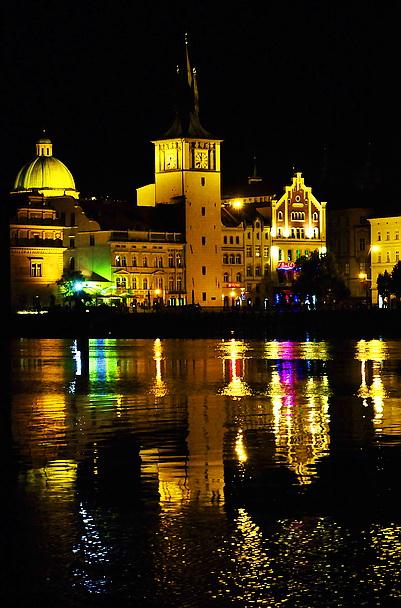 "фото ""Цвета  ночи"" метки: архитектура, пейзаж,"