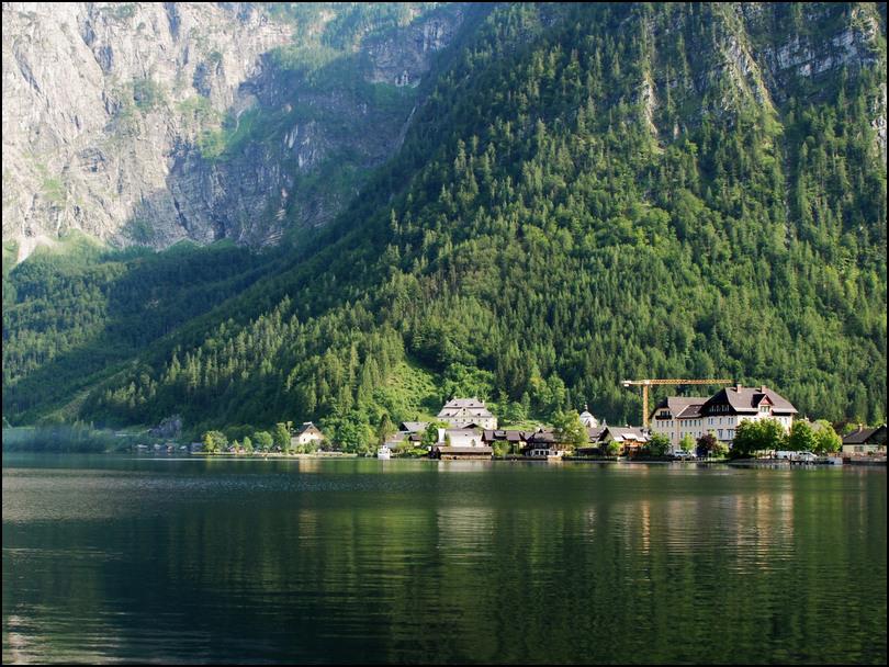 "photo ""Austria"" tags: landscape, mountains, water"