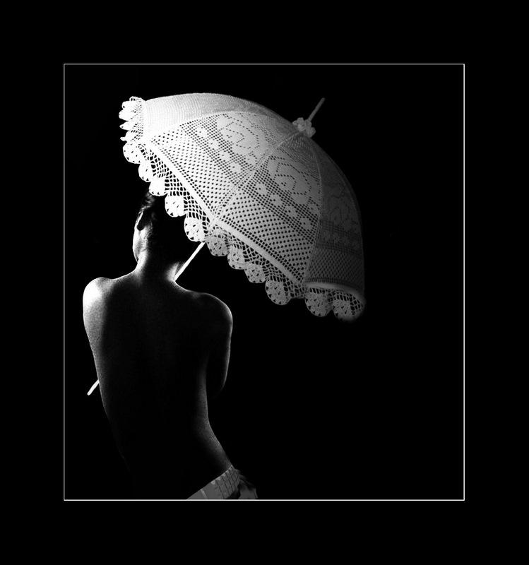 "фото ""Parasol..."" метки: гламур, черно-белые,"