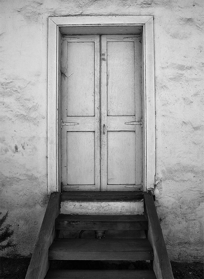 """фото """"The Door"""" метки: черно-белые, разное,"""