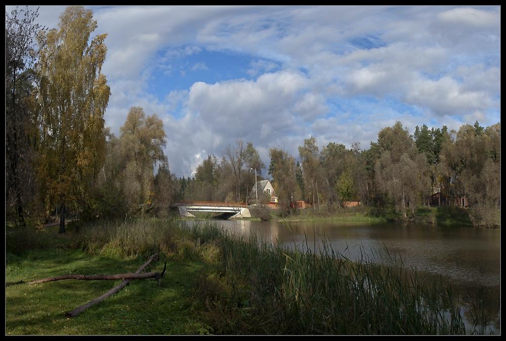 """фото """"Кратово"""" метки: пейзаж, осень"""