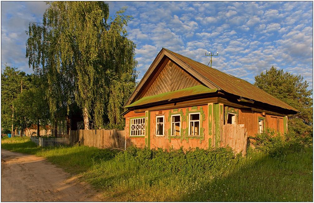 "фото ""Дом-фантом"" метки: пейзаж, архитектура, облака"