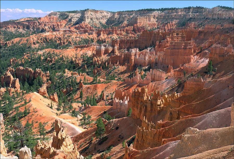 """фото """"Каньон Брайс"""" метки: пейзаж, путешествия, Северная Америка, горы"""