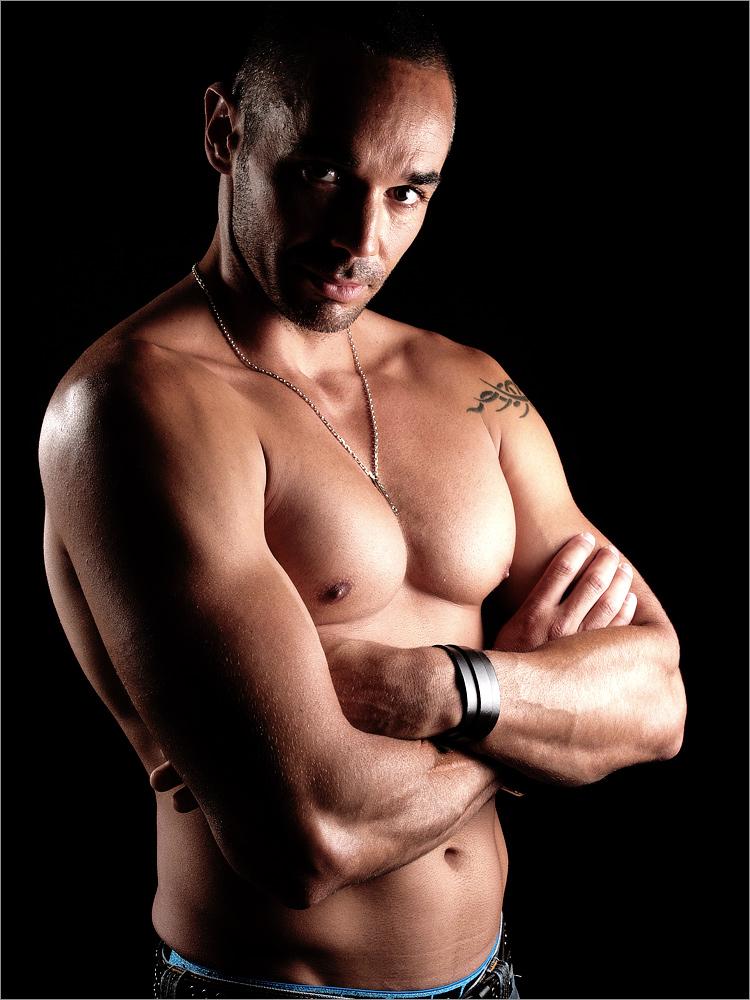 "photo ""Yan"" tags: portrait, nude, man"