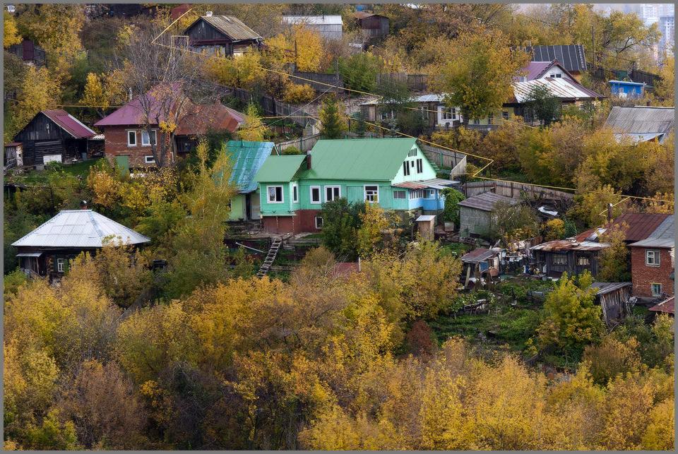 """фото """"Октябрь..."""" метки: пейзаж, осень"""