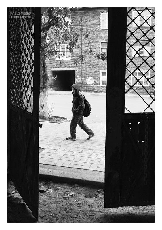 """фото """"Любопытство"""" метки: жанр, город,"""