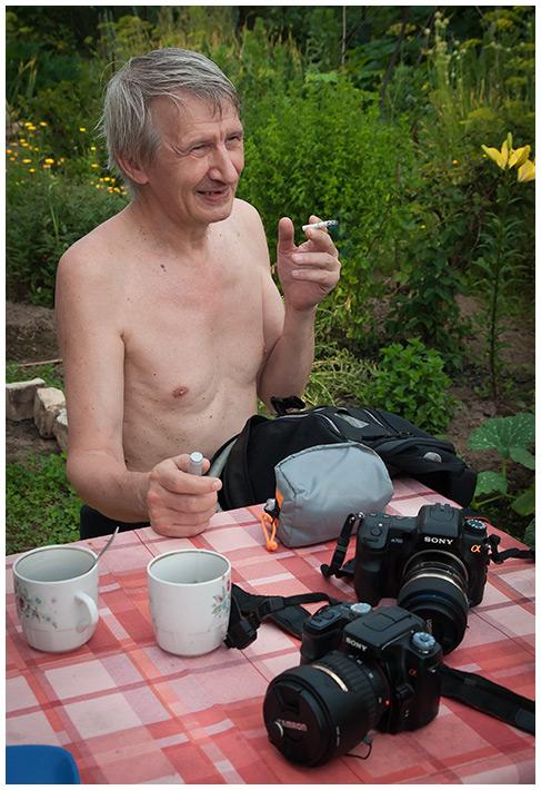 """фото """"Мастер на две рУки"""" метки: портрет, жизнь ФФ, мужчина"""