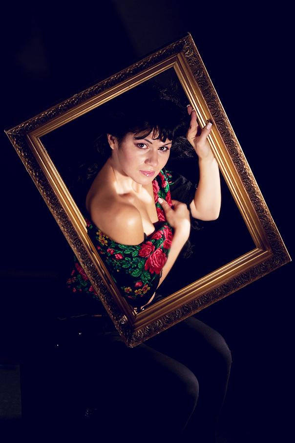 "фото ""Фемина"" метки: портрет, женщина"