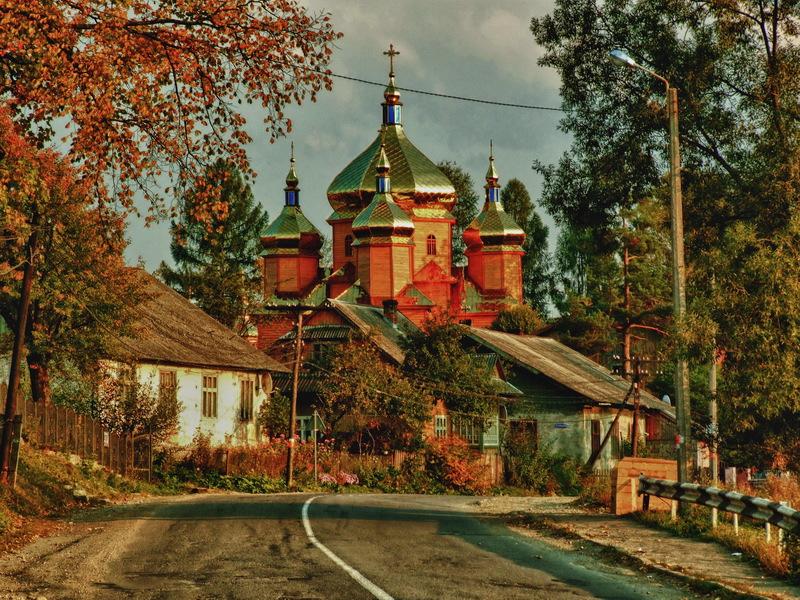 "фото ""Воро́хта"" метки: архитектура, путешествия, пейзаж, Европа"