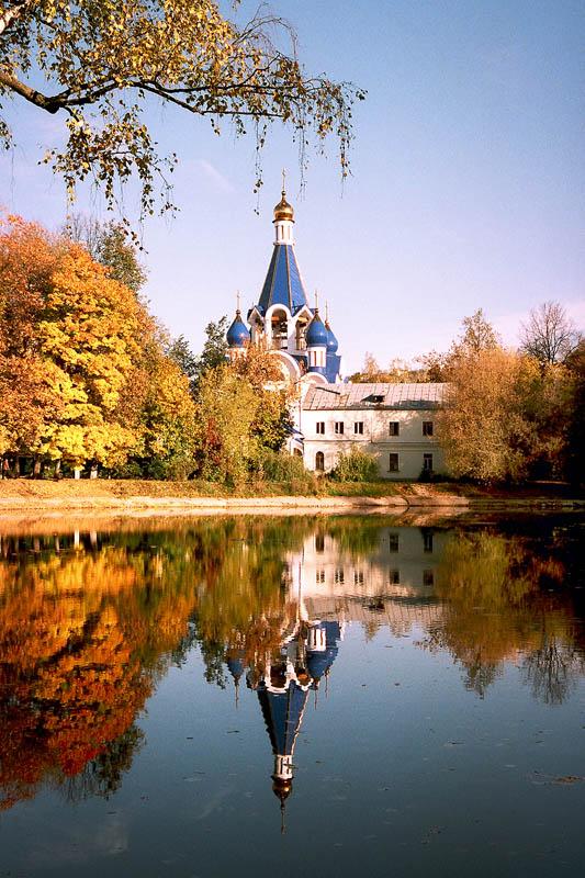 """фото """"Осень"""" метки: пейзаж, осень"""