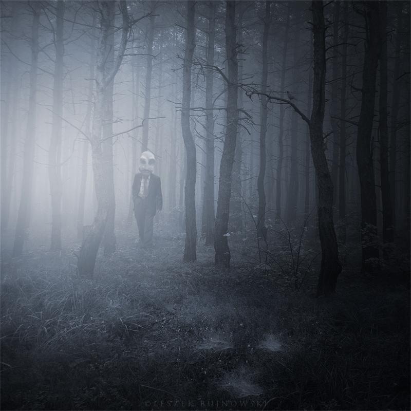 """фото """"Dreaming forest"""" метки: digital art,"""