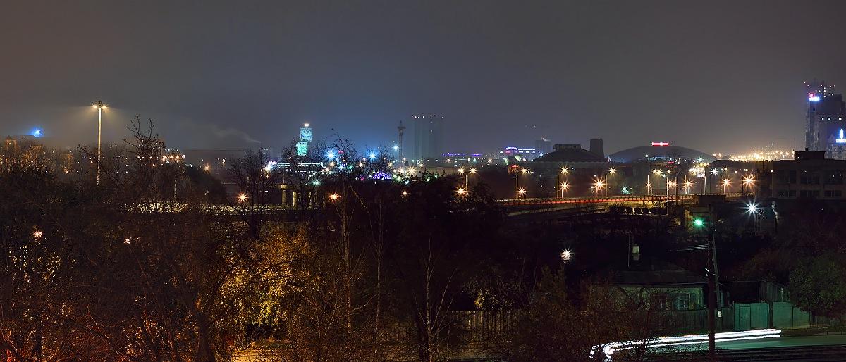 "photo ""night Fall"" tags: city,"