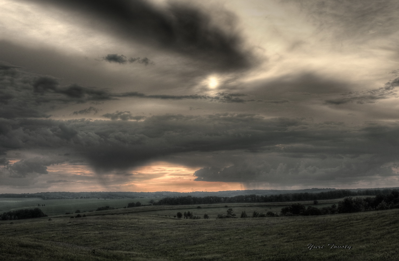 "photo ""Evening rains"" tags: ,"