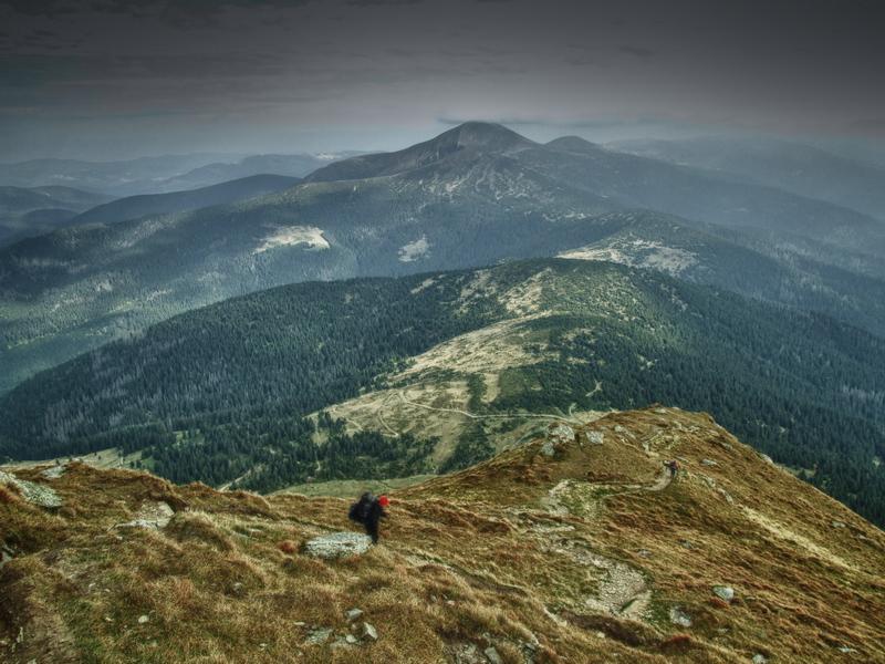 """фото """"Howerla"""" метки: пейзаж, путешествия, Европа, горы"""