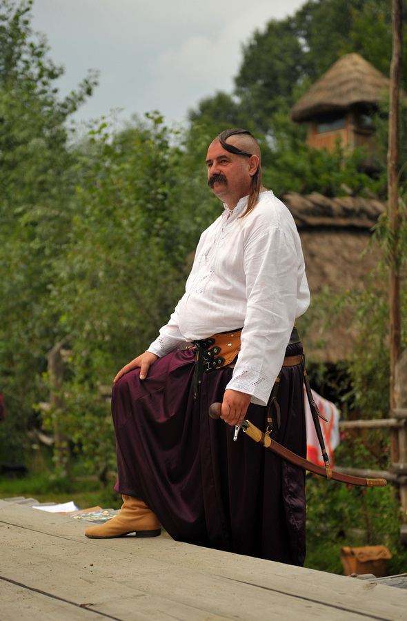 """фото """"Запорозький козак /Запорожский казак/"""" метки: ,"""