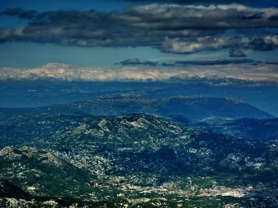"""фото """"Черно-Гория"""" метки: пейзаж, горы"""