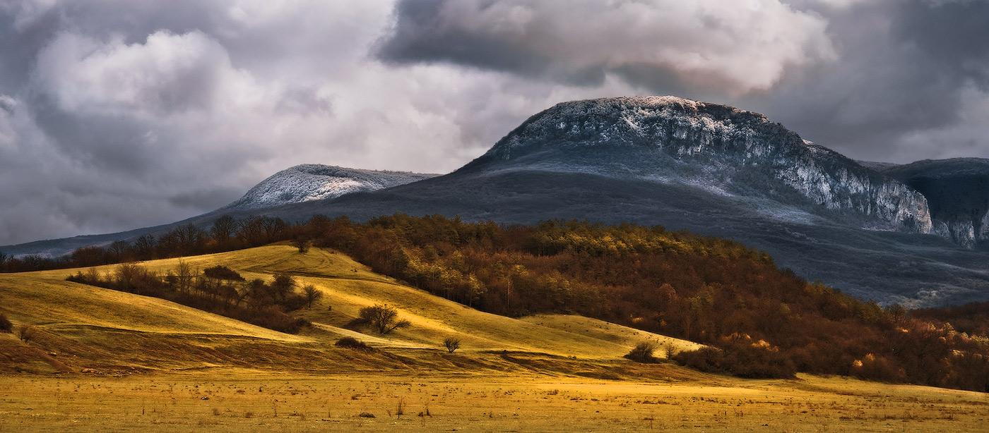"""фото """"Из Крымских зарисовок"""" метки: пейзаж, горы"""