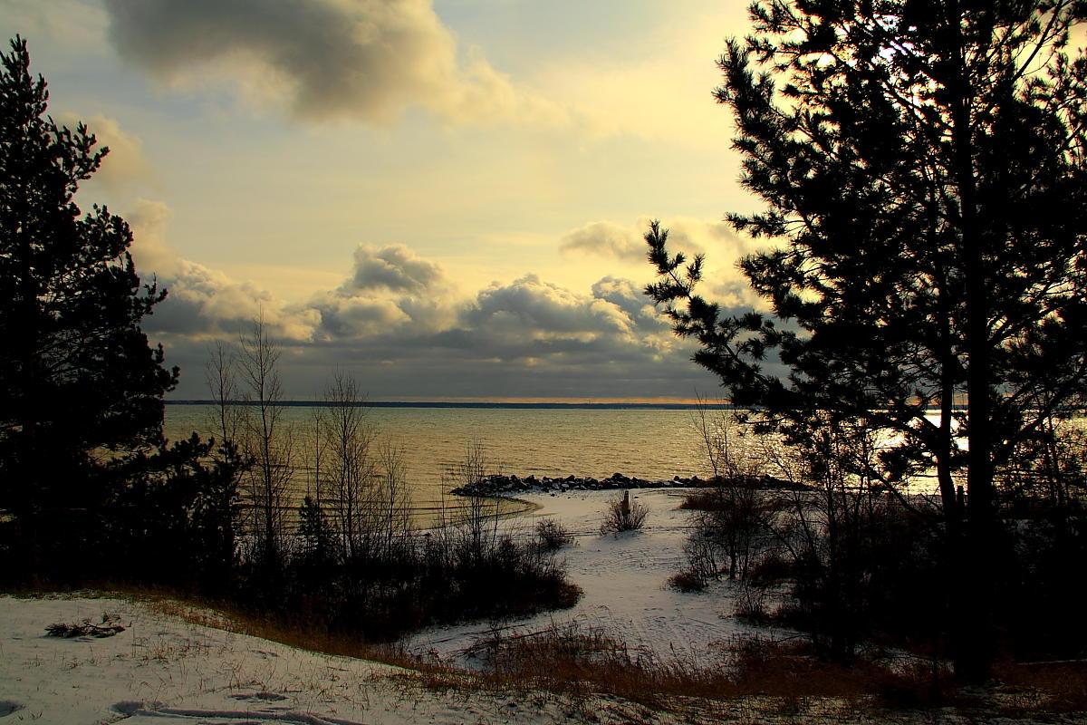 """фото """"Первый снег"""" метки: пейзаж,"""