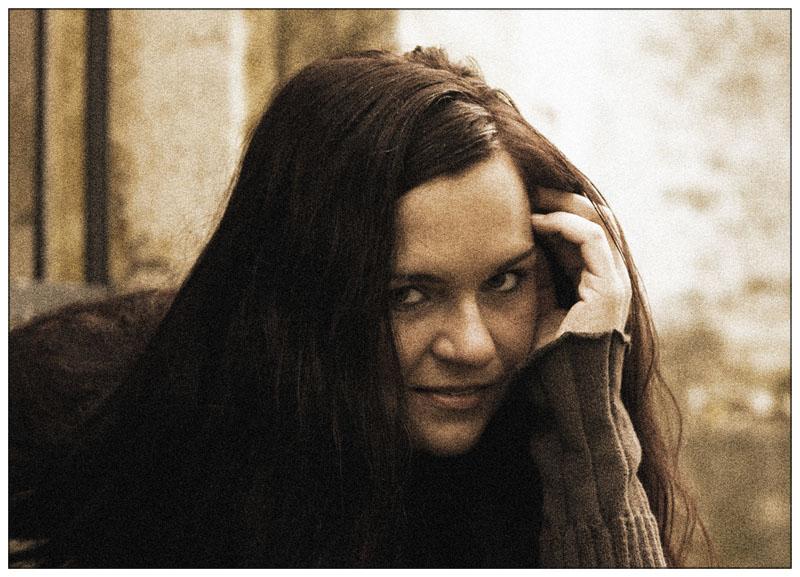 "фото ""Freya"" метки: портрет, digital art, женщина"