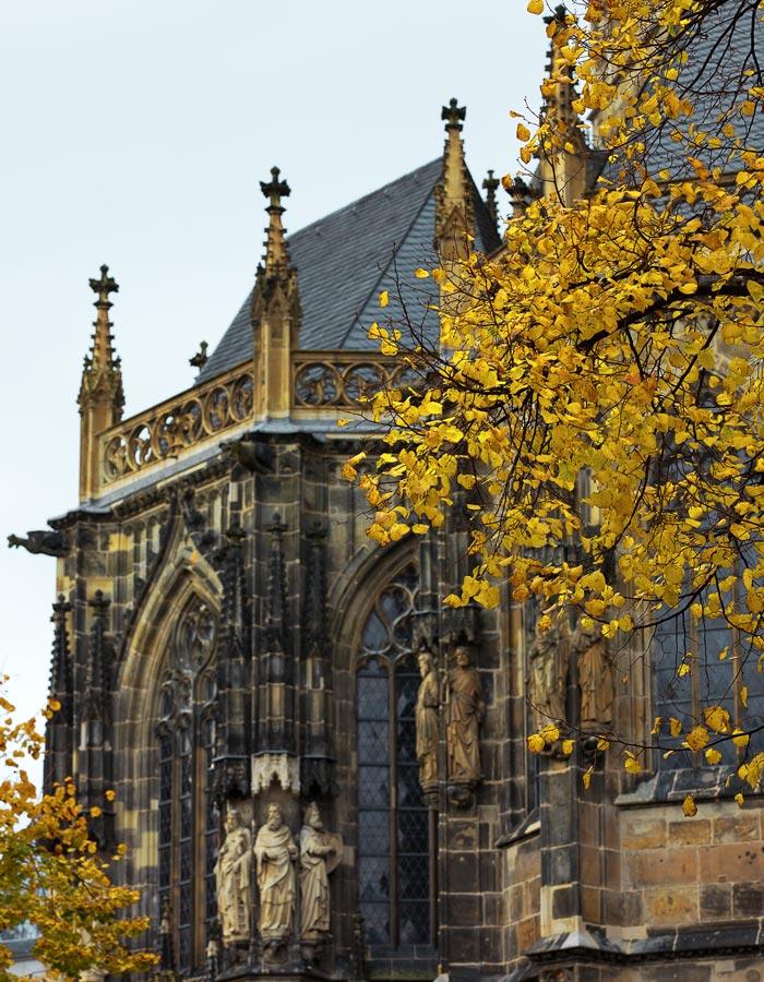 """фото """"Осень древнего города"""" метки: архитектура, город, пейзаж,"""