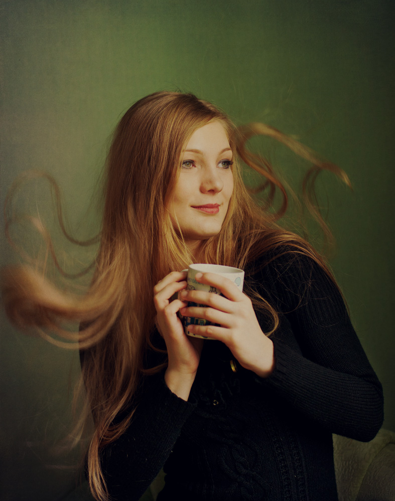 "фото ""WINDY TEA PARTY"" метки: портрет, женщина"