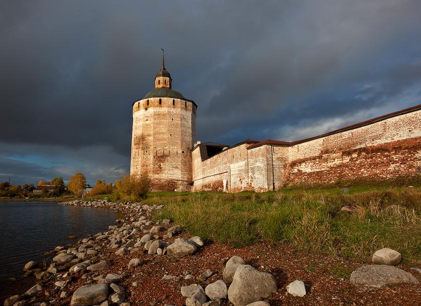 """фото """"Древние стены"""" метки: пейзаж, осень"""