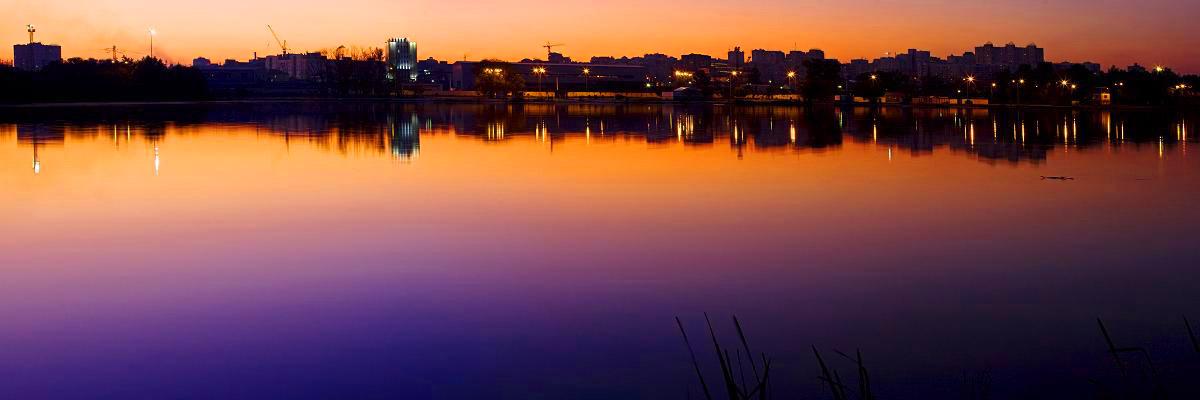 "photo ""***"" tags: city, landscape, sunset"