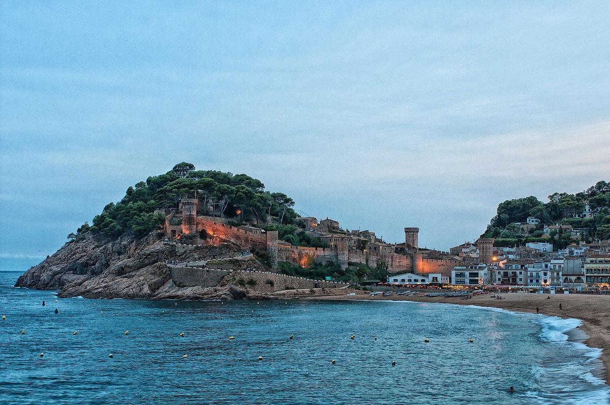 """фото """"Vila Vella"""" метки: пейзаж, архитектура,"""